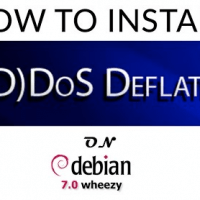 Install anti-DDOS for Apache by DoS-Deflate Kloxo