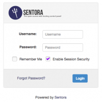 All Important files and directories when using Sentora