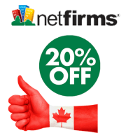 Netfirms CANADA Hosting coupon : Plus plan only CAD $2.49/month