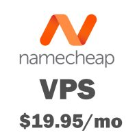 NameCheap VPS Coupon : VPS just only from $19.95/month