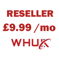 Linux Reseller hosting at WebHostingUk just only from £9.99 /mo