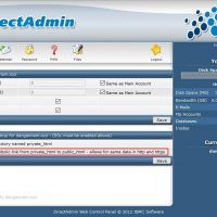 How to Install the SSL certificate for DirectAdmin