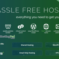 WebhostingPad coupon for Unlimited hosting + free domain just only $1.99/month