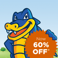 HostGator Flash Sale Coupon : 60% off Shared, Cloud and WordPress Hosting !
