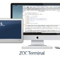 How to use ZOC Terminal connect to VPS with SSH login
