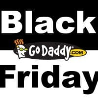 Godaddy Black Friday Deals: Domain names only from $ 0.99