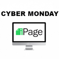 Cyber Monday iPage Coupon 2017 : Save 75% and get $200 Advertising Credits