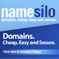 .COM / .NET / .ORG domain is only $ 4.99 at NameSilo.com