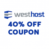 New Year sale : 40% Off WordPress hosting coupon at WestHost.com