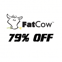 79% OFF Fatcow Mar coupon : Unlimited hosting free domain only $2.75/month