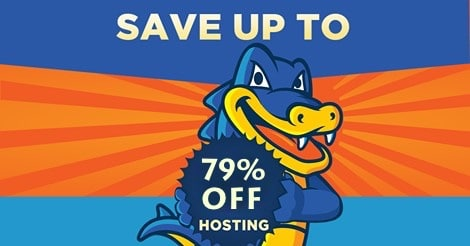hostgator discount 79 percent