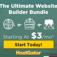 HostGator coupon December 2018: Get your Domain, Hosting, and Unlimited Email for Just $3/mo