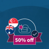 50% OFF all VPS plans at OVH in Singapore and Australia