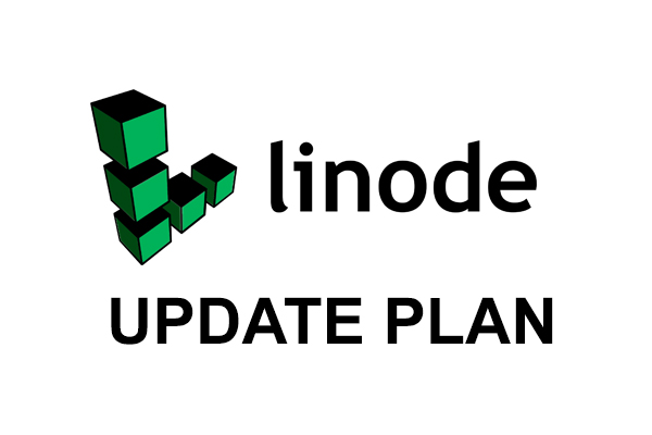 linode update new plan