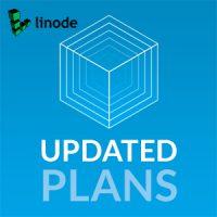 Linode update plan, extra capacity, RAM, CPU