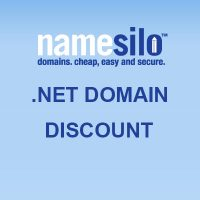 NameSilo .Net domain coupon, only from $ 6.65