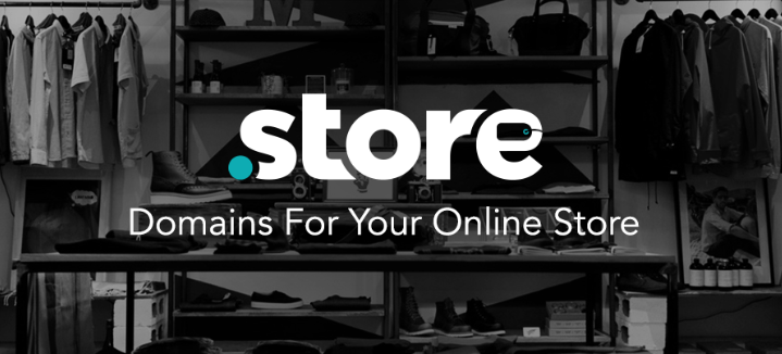 store domain for the store