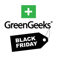 BlackFriday 2018 – 70% off hosting coupon at GreenGeeks.com