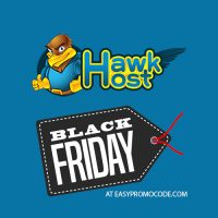 HawkHost BlackFriday 2018 coupon: Save 70% on all Hosting Plans