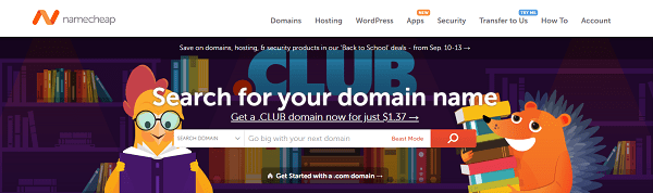 Namecheap Promo Code For Domain Renewal