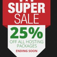 Hawkhost semi dedicated coupon: 25% OFF on all hosting packages