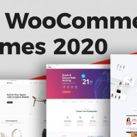 Top 10 Best Free WooCommerce Themes 2020 – Reviews